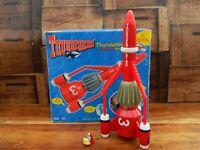 Thunderbirds Supersize Thunderbird 3 Alan Tracy Minifigure + Accessories Boxed
