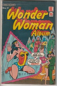 Murray 1979 WONDER WOMAN ALBUM #7 DC Comics Australian 100 Page 231 Poison Ivy