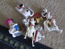 Mixed lot of dalmatian dogs disney 101 dalmatians barbie mixed lot dalmatian dog