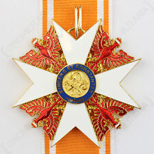 Prussian GRAND CROSS  ORDER of the RED EAGLE Military - Service Medal Award