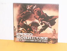 CD - ENNIO MORRICONE - ONCE UPON A TIME IN THE WEST - OST
