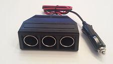 Encendedor Cigarrillos 3-fach Vehículo corriente Distribuidor SPLITTER