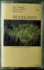 Tingstad & Rumbel:  Woodlands (Cassette, 1987, Narada) NEW