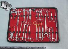 36 pcs Professional Plastic Surgery Set Surgical Instruments DS-943