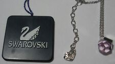 "SWAROVSKI SILVER CRYSTAL JEWELERY ""POINTS OF LIGHT PENDANT""  MINT IN BOX  957045"