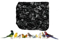 100% Crushed Charcoal Digestion Supplement for Birds Budgies Finches Canaries