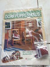 Dorfpuppenhaus NR 107 Keramikbodenfliesen Glas mit Orangensaft