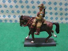 Rare - Mounted 1st World War - Australia 1917 - metal  soldier figure set