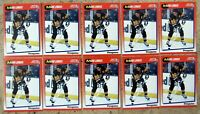 Mario Lemieux  Pittsburgh Penguins 1991 Score #200 10ct Card Lot