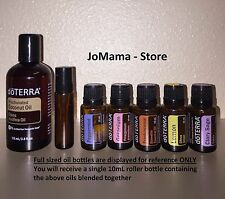 doTERRA Essential Oils - Hot Flashes/Menopause 10mL Roll on Blend - Buy 3 Get 1