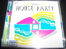 Triple J House Party Mixed By Nina Las Vegas Various 2 CD – Like New