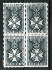Nederland Militaire Willemsorde 1965 839 blok v 4 - POSTFRIS Cat waarde € 4