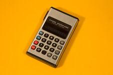Calc Calculator Calculadora RARE Pro Casio Pocket-Mini Model - Funciona Works