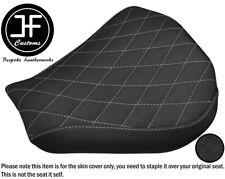 DSG4 GREY ST GRIP VINYL CUSTOM FOR MV AGUSTA F3 675 800 FRONT SEAT COVER