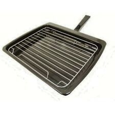Grill Pan para Electrolux Horno Altura 50mm Ancho 385mm Profundidad 320mm
