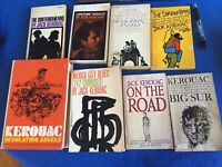 Jack Kerouac - Lot of 8 - First Edition's - See Photo's - Free Shipping
