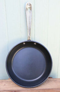 """All-Clad Metal Crafters 8"""" Non-Stick Skillet Saute Frying Pan"""