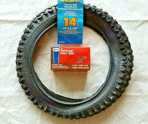 "Kent 14"" Bicycle Tire with Tube- Free Shipping"