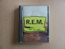 R.E.M. OUT OF TIME MINIDISC