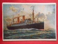 Postkarte Marine Schiffe Original