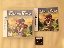 prince of persia el rey destronado Nintendo DS PAL ESPAÑOL