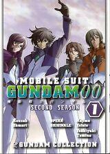 MANGA - Mobile Suit Gundam 00 Second Season N° 1 - GP - NUOVO