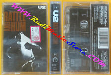MC U2 Rattle and hum 1988 SIGILLATA ISLAND UC27 NETHERLANDS cd lp dvd