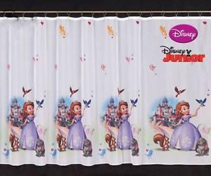 estampada infantil gasa curtain-ready Hecho Disney Ventana Decoraciones