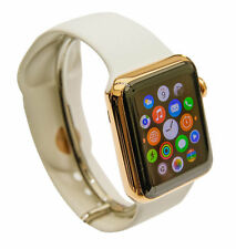 Aluminum Silicone/Rubber iOS - Apple Smart Watches