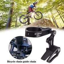 Bicycle Chainguide Clamp Mount System Bike Chain Drop Catcher Protector Aluminum