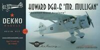 "Howard DGS-6 ""Mr. Mulligan"" - DEKNO models - 1/72 - resin kit"