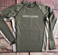 Body Glove shirt size large 14 rash guard surfing swim beach UV protection youth