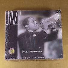 LOUIS ARMSTRONG - JAZZ - 3CD - 2000 AZZURRA MUSIC - OTTIMO CD [AO-101]