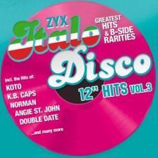 CD Zyx Italo Disco 12 Inch Hits Vol.3 von Various Artists 2CDs