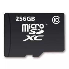256GB Micro SD SDXC Class 10 Memory Card