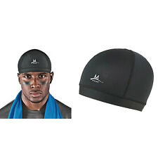 Mission Endura Cool Instant Cooling Skull Cap, BLACK, One Size