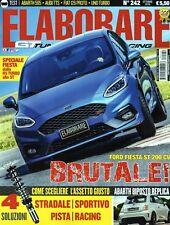 Elaborare 2018 242 ottobre.Ford Fiesta ST 200 CV