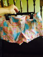 Lilly Pulitzer Shorts. Size 00. Walsh Short.   Breakwater BLue