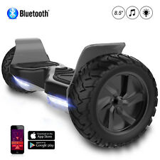 "Hoverboard Mega MOTION X-Strong 8.5""off - Road aragosta e-Skateboard 3 modalità di guida-APP"