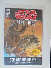 Star Wars Dark Times-el camino en nada nº 61 (2007) Panini Cómics estado 1