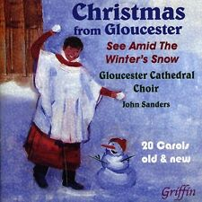 John Sanders, Christ - Christmas from Gloucester: See Amid the Winter's [New CD]