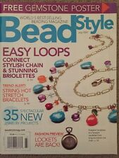 Bead Style ~ Vol.5 Issue 4 magazine JULY 2007
