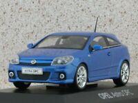 OPEL Astra OPC - bluemetallic - Minichamps 1:43