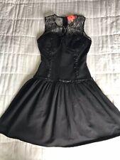 Womens Manoush Black Dress Size 8