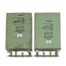 Vintage Pair of ADC Audio Development TF1A04HA Choke Transformers 8H 150mA
