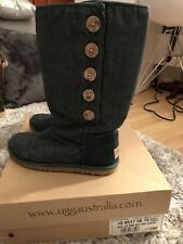 Ugg Boots Denim Size UK 3