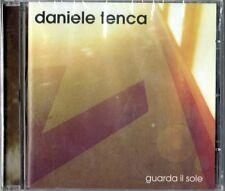 DANIELE TENCA - GUARDA IL SOLE - CD NUOVO SIGILLATO RARO