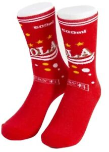 Funny Coke socks  LET EVERYONE LOOKS YOUR FUNNY SIDE!!!! VERY COMFORTABLE SOCKS!