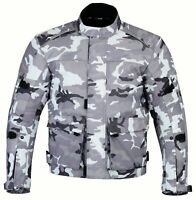 New CAMO Waterproof Motorcycle Jacket Armour Thermal Winter Motorbike Jackets CE
