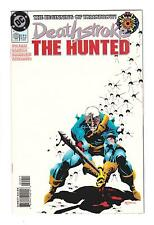 DEATHSTROKE the HUNTED 0 (NM) VIGILANTE V (FREE SHIPPING) *
